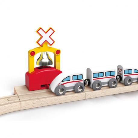 Automatisches Eisenbahn-Glockensignal