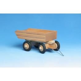 Holz Anhänger-Kipper für Kinder ab 3 Jahre
