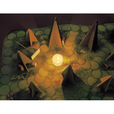 KRAUL - Das märchenhafte Waldschattenspiel