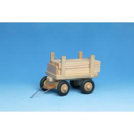 Holz Anhänger-Langholz für Kinder ab 3 Jahre