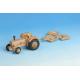 Werdauer Holz-Feldwalze für Kinder ab 3 Jahre