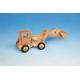 Werdauer Holz-Radlader für Kinder ab 3 Jahre