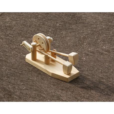 Holz-Bausatz - Hammerwerk für Kinder ab 4 Jahre