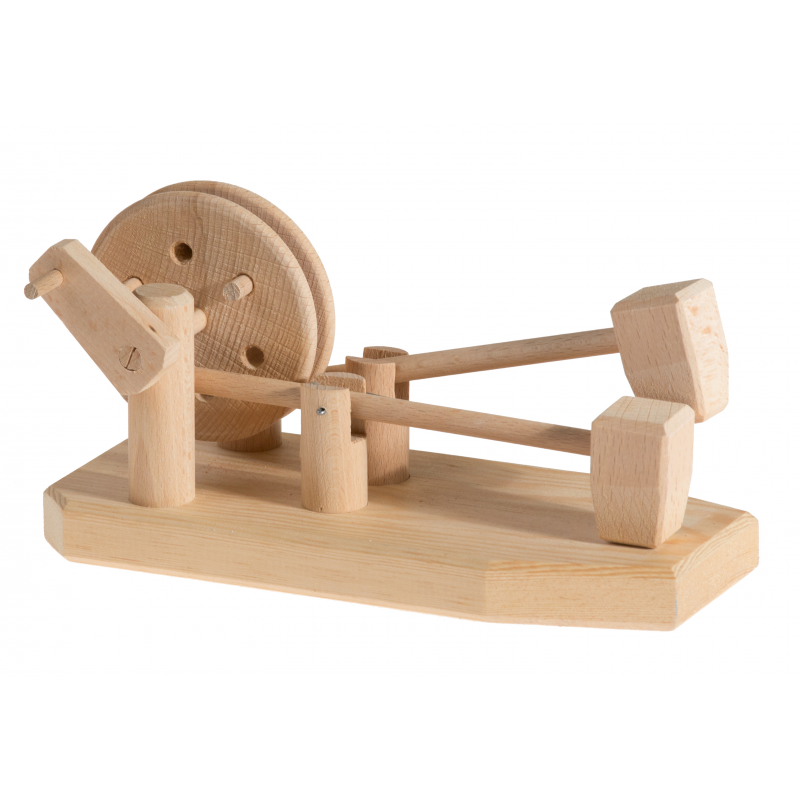 holzspielzeug bausatz  hammerwerk für kinder ab 4 jahre