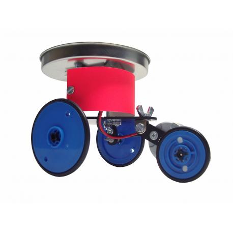 Kerzenauto mit Teelichtantrieb für Kinder ab 14 Jahre