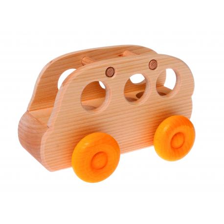 Holz Omnibus für Kinder ab 1 Jahr