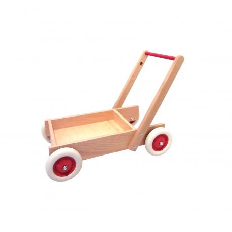 Holz Lauflernwagen für Kinder ab 1 Jahr