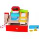Holz Kasse für Kaufmannsladen für Kinder ab 3 Jahre
