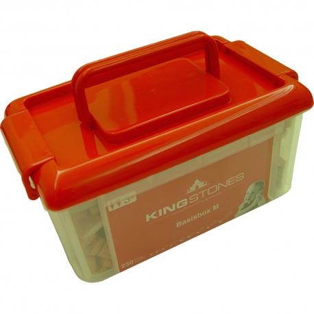 Kingstons Bausteine Basisbox M für Kinder ab 3 Jahre