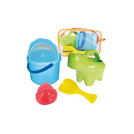 Sand - Set Hippo fashion 5 teilig für Kinder ab 1,5 Jahre