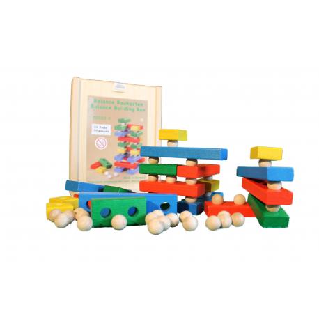Holz Balance Baukasten für Kinder ab 3 Jahre
