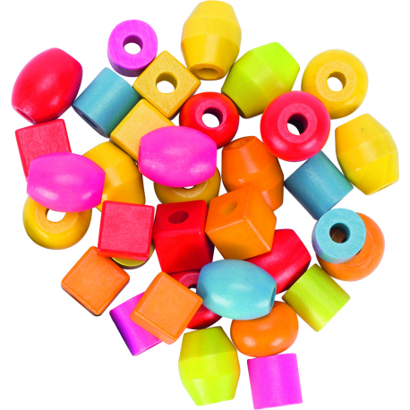 Perlenset für Kinder ab 4 Jahre