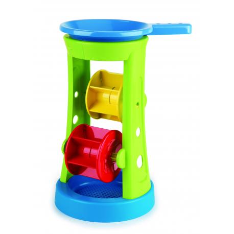 Sand- und Wassermühle für Kinder ab 18 Monate