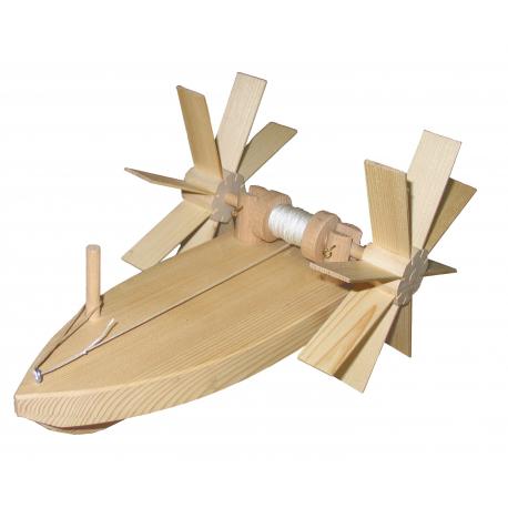 Holz Bausatz Forelle für Kinder ab 9 Jahre