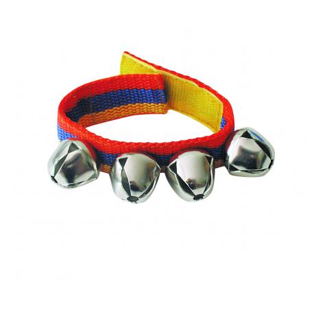 Schellenband für Arme und Beine für Kinder ab 3 Jahre