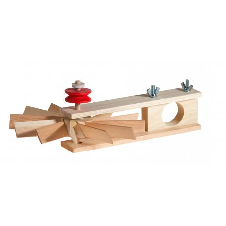 Holz Turbinchen, der Schnellläufer für Kinder ab 9 Jahre