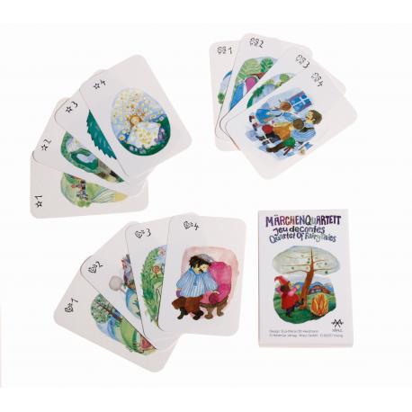 Märchenquartett für Kinder ab 4 Jahre