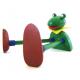 Quak der Frosch für Kinder ab 3 Jahre