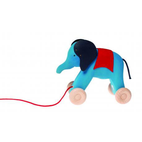 """Holz Elefant """"Otto"""" für Kinder ab 1 Jahr"""