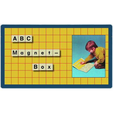 Magnet-Box ABC für Kinder ab 6 Jahre