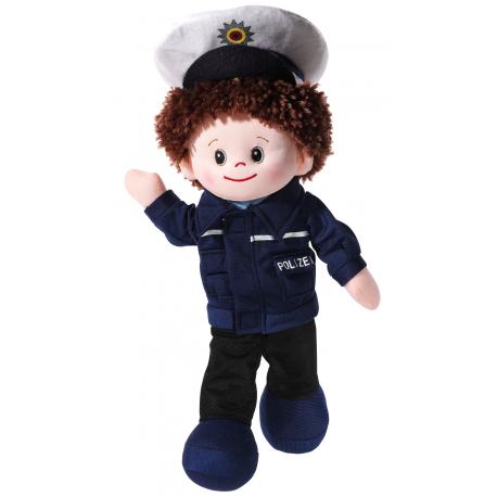"""Puppe """"Polizist"""" für Kinder ab 3 Jahre"""