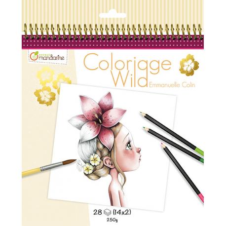 Coloriqge Wild 3 für Kinder ab 5 Jahre