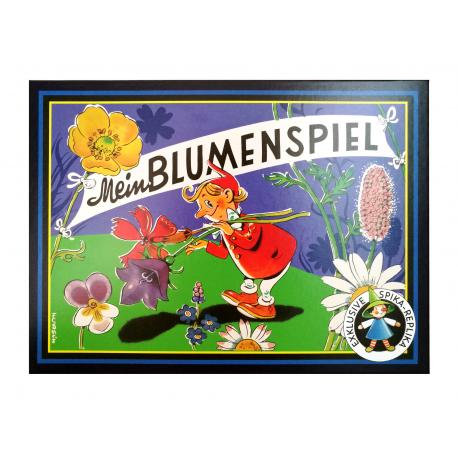 """Spiel """"Mein Blumenspiel"""" für Kinder ab 5 Jahre"""