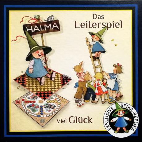 """Leiterspiel """"Halma - Viel Glück"""" für Kinder ab 6 Jahre"""