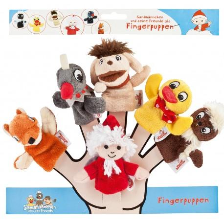 Fingerpuppen für Kinder ab 3 Jahre
