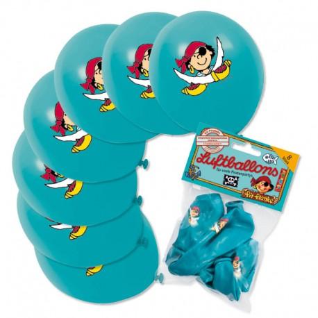 """Luftballons """"Piraten"""" für Kinder ab 3 Jahre"""