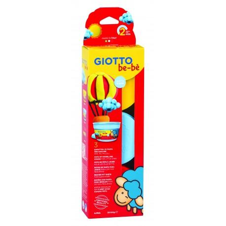 Giotto be-bé Super Soft Knete für Kinder ab 2 Jahre