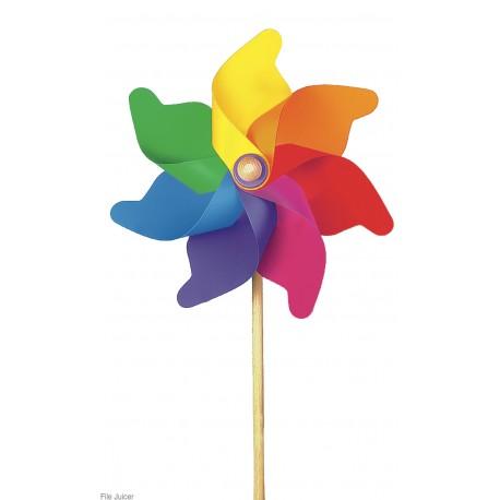 Windrad Regenbogen, medium für Kinder ab 1,5 Jahre