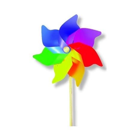 Windrad Regenbogen, Standard für Kinder ab 3 Jahre