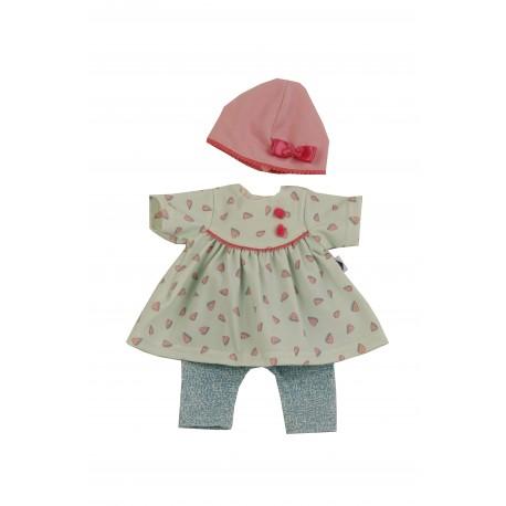 Puppenkleidung für Schildkröt-Puppen, Größe 32 (0032846) für Kinder ab 3 Jahren