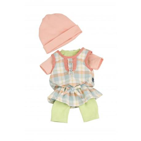 Puppenkleidung für Schildkröt-Puppen, Größe 37 (0037726) für Kinder ab 3 Jahren
