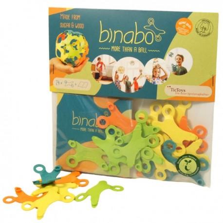 Binabo 24 Chips für Kinder ab 6 Jahren