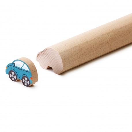 Holz Bastelleisten Autos für Kinder ab 4 Jahre