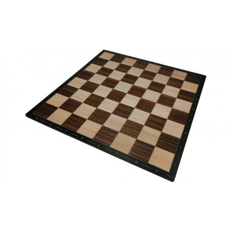 Holz Schachbrett mit Figuren