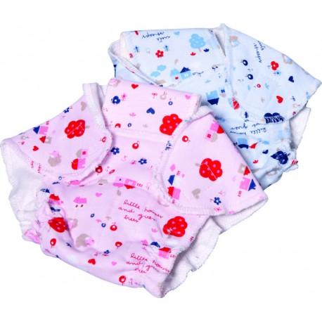 Puppen Windelhose für Kinder ab 3 Jahren