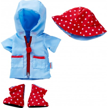 Kleiderset Regenzeit für Kinder ab 1,5  Jahren