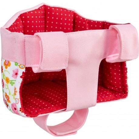 Puppen-Fahrradsitz für Kinder ab !,5  Jahre