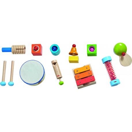 Musikmacher Set für Kinder ab 2  Jahren