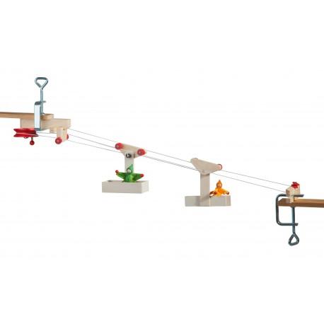 Mini - Seilbahn für Kinder ab 9 Jahre