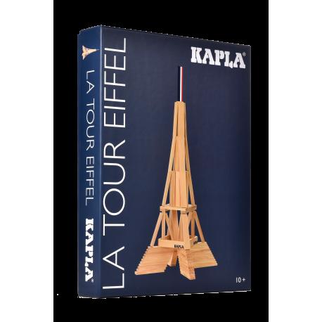 KAPLA Holzplättchen Eifelturm für Kinder ab 10 Jahre