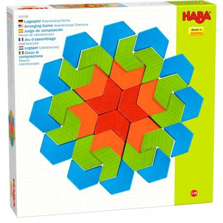 Legespiel Kaleidoskop-Steine für Kinder ab 3  Jahre