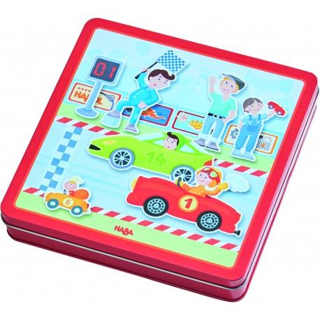 Magnetspiel-Box Flotte Flitzer für Kinder ab 3  Jahre