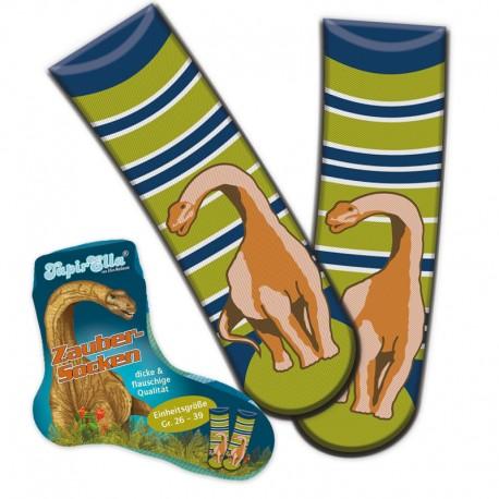 """Zaubersocken """"Dinosaurier"""" für Kinder ab 3 Jahre"""