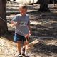 Holz-Seilflitzer für Kinder ab 5 Jahre