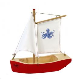 ogas - Segelboot für Motor