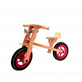 Laufrad Starbike mit Hupe